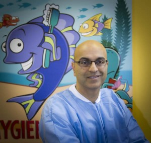 Dr. Grover - Pediatric Dentist